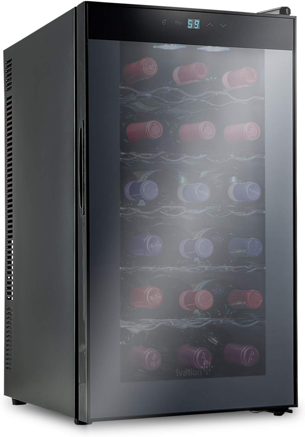 Best for Wine Cooling: The Ivation Wine Cooler
